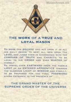 True & Loyal Mason