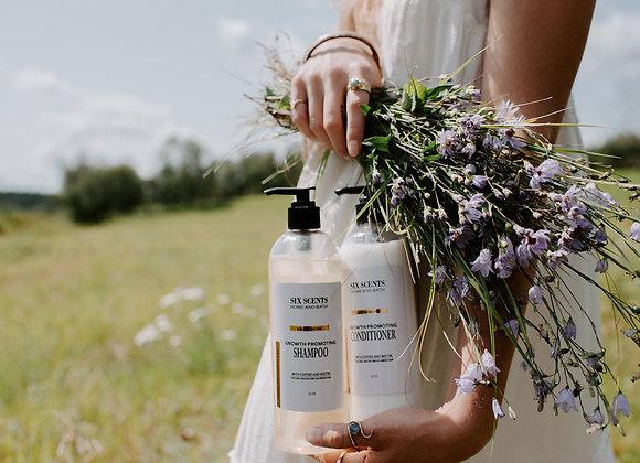 Grow More: Shampoo and Conditioner set
