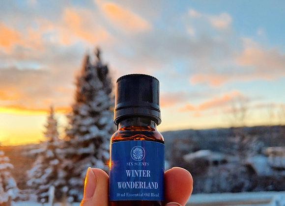 Winter Wonderland Essential Oil Blend