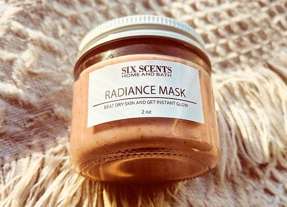Radiance Mask: AHA Resurfacing Mask
