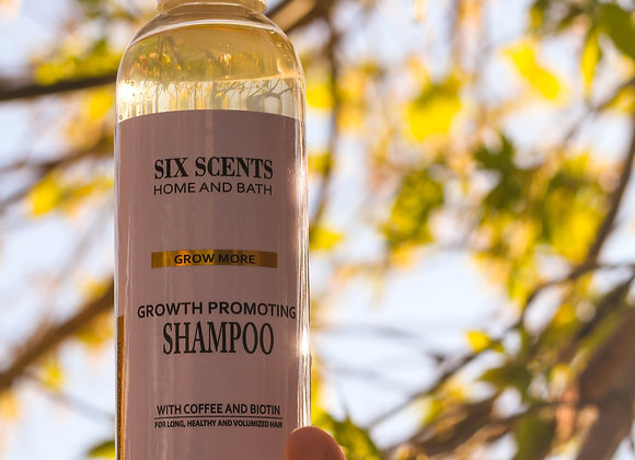 Grow More: Growth Promoting Shampoo
