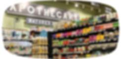 Lucky's Market Apothecary Department