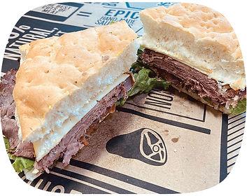 Horsetooth Sandwich