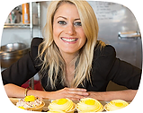 Lucky's Market Bakehouse and Creamery, Master Pastry Chef, Jennifer Bush