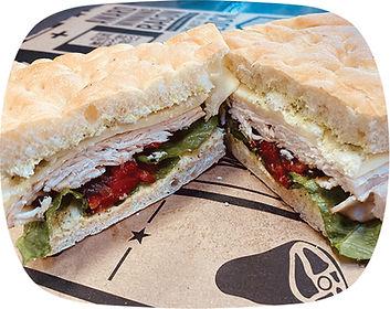 Laurel Sandwich