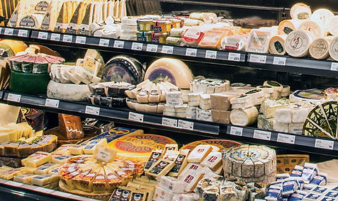 Lucky's Market Cheese Department