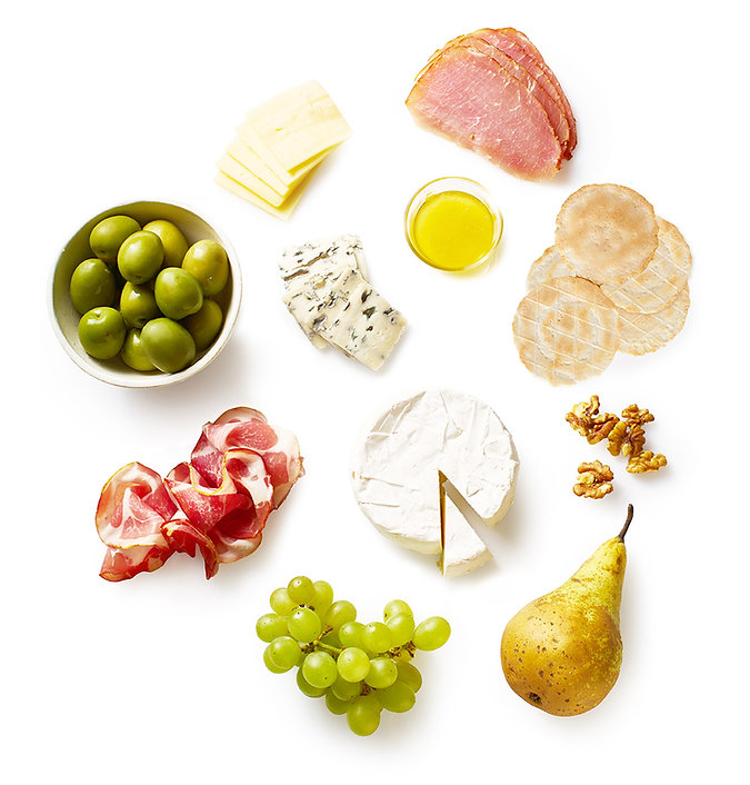 Charcuterie Ingredients