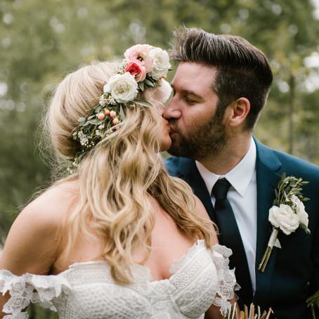Bohemian Bridal Perfection