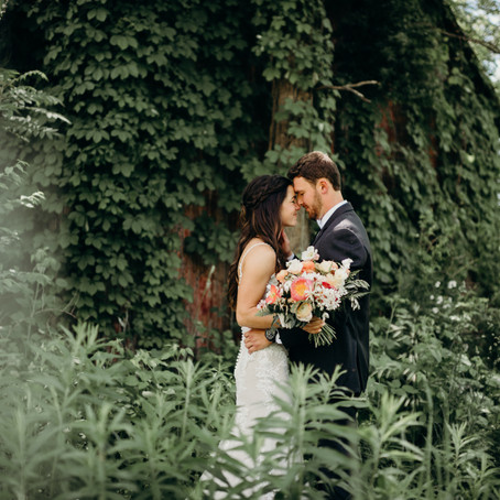 Barn Weddings and Peony Season! A few of our Favorite Things.
