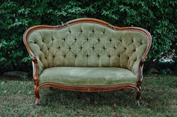 Jade Loveseat