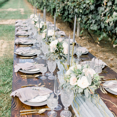 Private Residence Micro Wedding Package