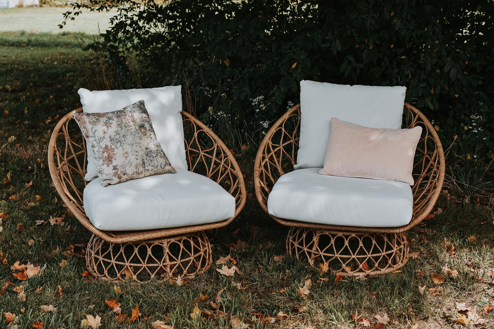 Michele Swivel Chairs