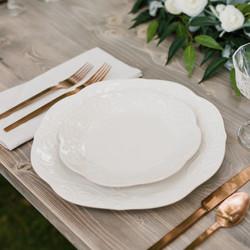 Lennox Salad + Dinner Plate
