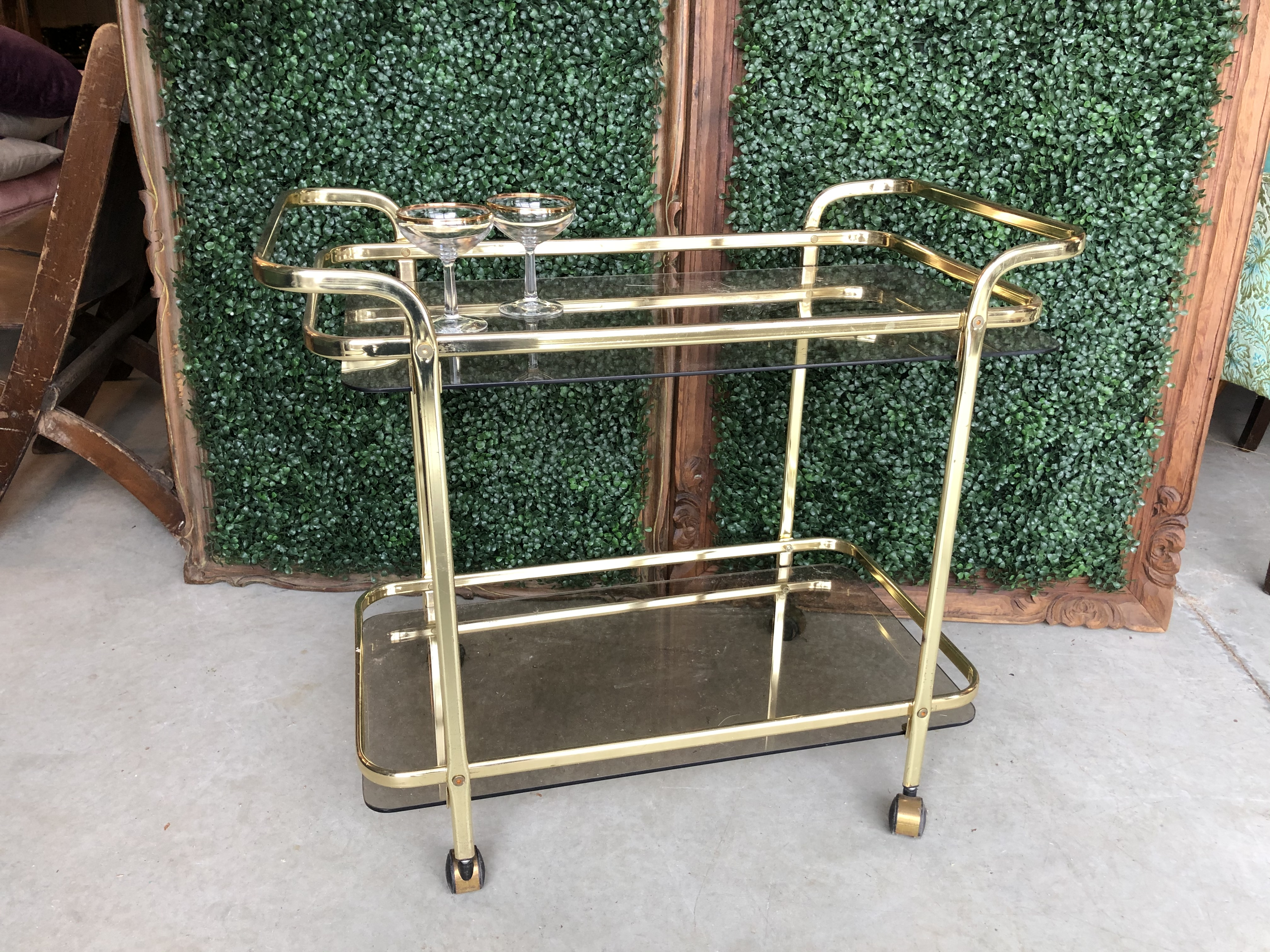 Katie Bar Cart