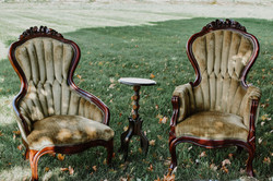 Eveline Chair Set