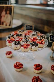 Journeyman Distillery Wedding Day Desserts