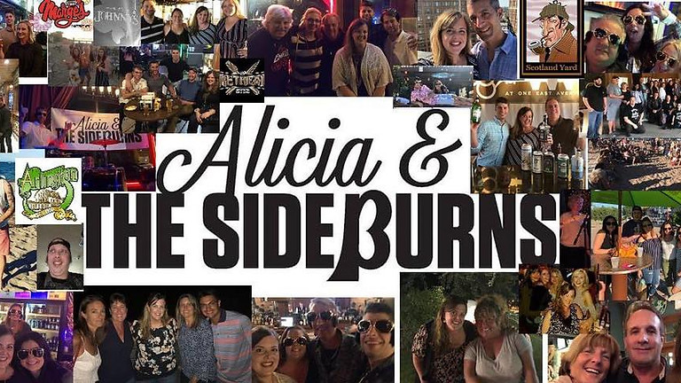 Alicia & the Sideburns