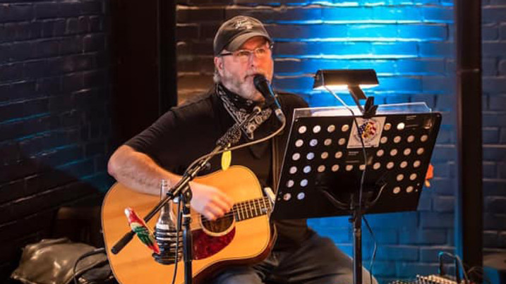 Marty Roberts Firside at Marge's! Weds. Oct  27th  6-9pm