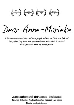 Lieve Anne-Marieke