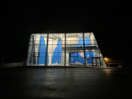 Viktig - klatrehallen i Volda
