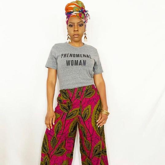 Made and Styled By Ngolela