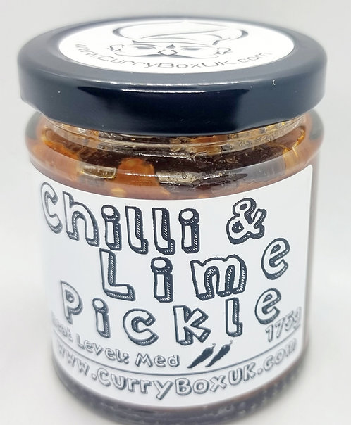 Chilli & Lime Pickle 175g