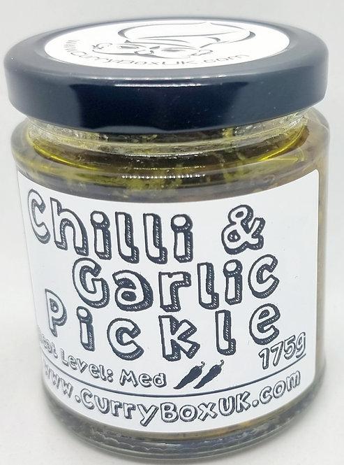 Chilli & Garlic Pickle 175g
