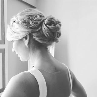 My beautiful bride from last weekend #we