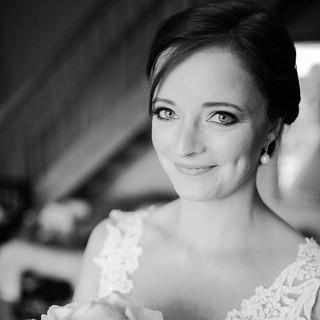 Großes Dankeschön an meine hübsche Braut