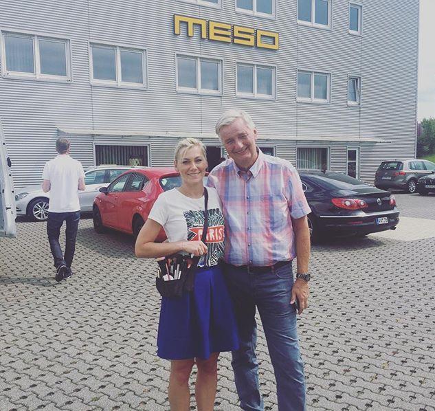 Reiner Meutsch for RWE advertising #flya