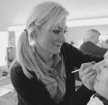 Braut Make-up, Haarstyling, Airbrush Makeup,