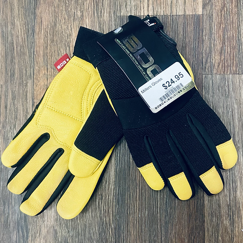 BDG Goatskin Performance Gloves