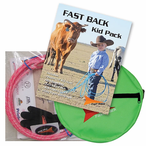 Fast Back Kid Pack