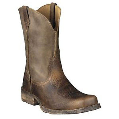 Ariat Rambler Earth Brown Boots