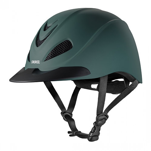 Troxel Liberty Helmet - Evergreen Duratec