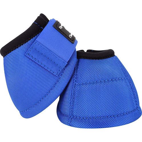 Classic Equine Bell Boots - Royal Blue