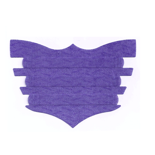 Flair Nasal Strips - Purple 6 Pack