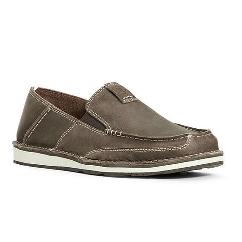Men's Ariat Eco Cruisers - Barbed Brown