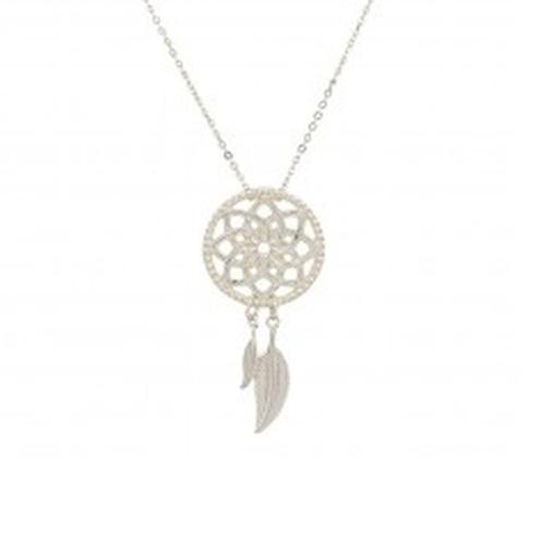 Montana Silversmith Dream Catcher Necklace