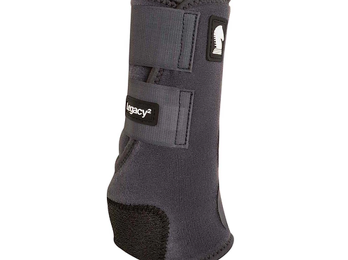 Classic Equine Legacy2 Boots - Charcoal