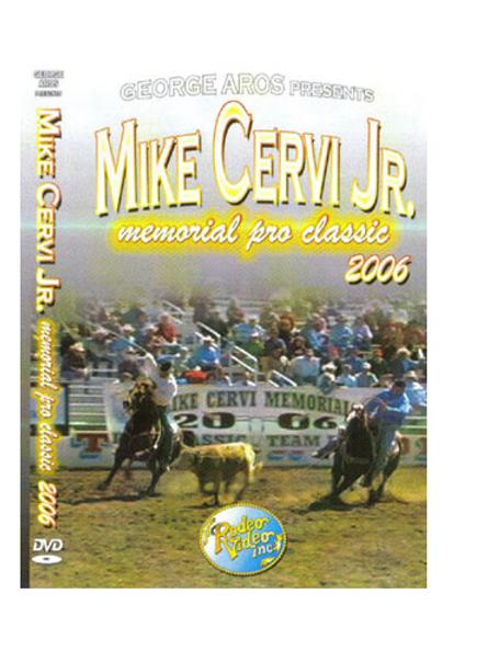 Mike Cervi JR. 2006 Memorial Pro Classic ***USED*** DVD