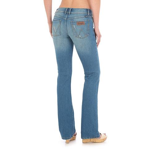 Wrangler Retro Mae Mid Rise 9MWZHP Jeans