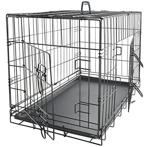 Simply Essential Double Door Training Crates