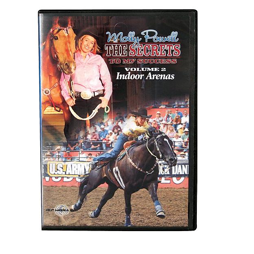 Molly Powell The Secrets To My Success Volume 2 Indoor Arenas
