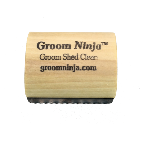 Groom Ninja - Small 3""