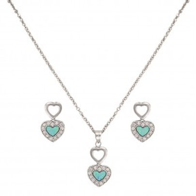 River Lights in Love Jewelry Set