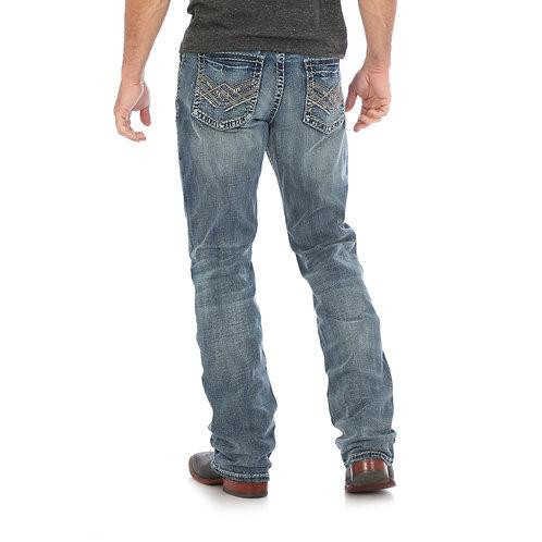 Wrangler Rock 47 MRB47RW Slim Boot Jean