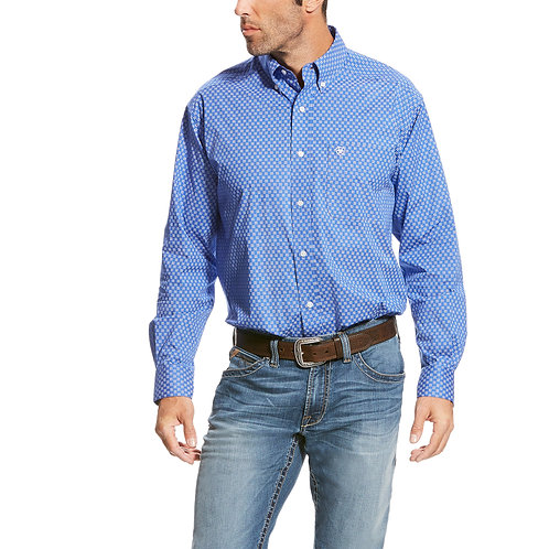 Ariat French Fade Tallahassee Western Shirt