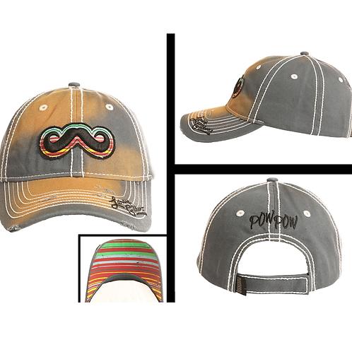 Leroy Gibbons Vintage Mustache Cap