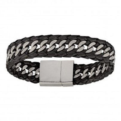 Stainless Steel Tread Bracelet